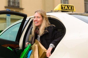 lady-taxi