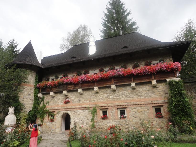 manastirea Moldoviţa