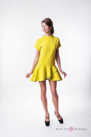 nikita rinadi yellow