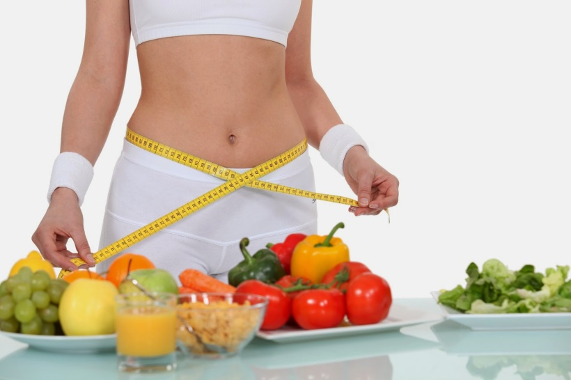 Lose weight without diet or sport in 4 steps 2