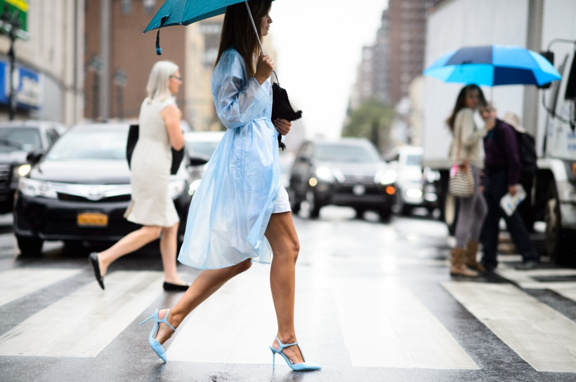 NYFW-Spring-2016-Street-Syle-Rain-Coat-Vegan-Fashion-New-York-Fashion-Week-WMag